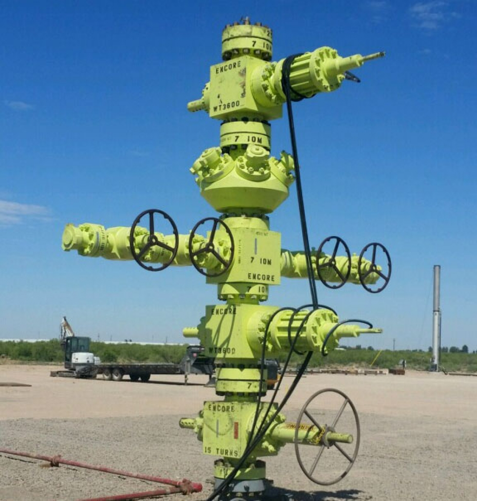 About Encore Wellhead Systems